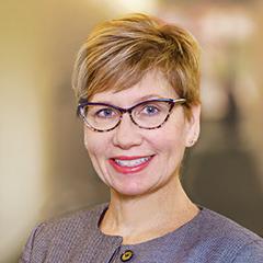 Midwife Julie Mohon